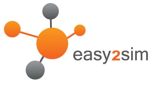 Easy2Sim Logo RISC Software GmbH