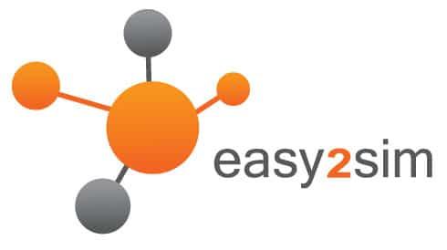 Easy2Sim Logo RISC Software GmbH