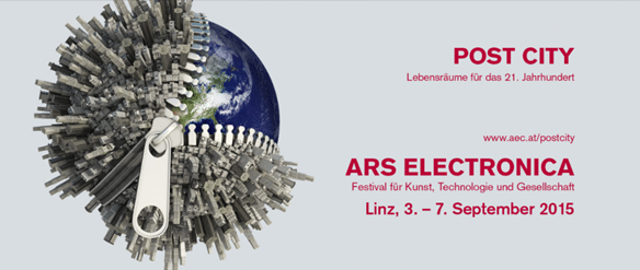 ARS Electronica Plakat