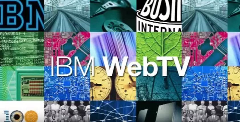 IBM Web TV
