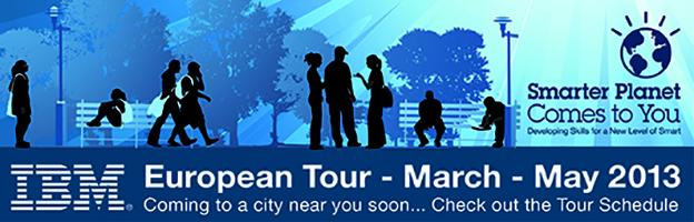 European Tour 2013