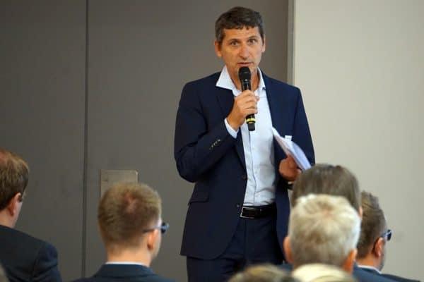 Wolfgang Freiseisen, Geschäftsführer RISC Software GmbH