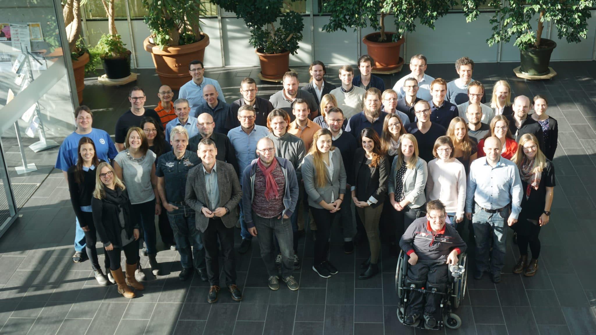 Mitarbeiter RISC Software GmbH